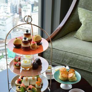 贅沢な時間を過ごしたい方へ♡都内ホテルで人気のアフタヌーンティー