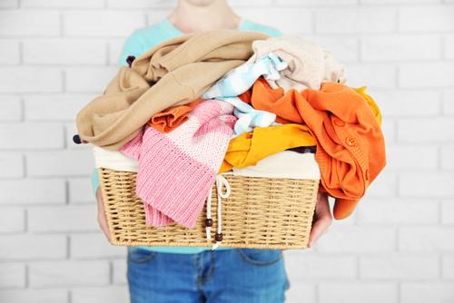 對洗衣有著很多煩惱……