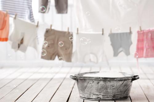 消解洗衣的煩惱▶︎造成衣物產生異味的原因是?