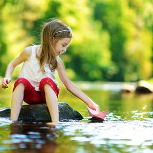 念には念を!子供の《アウトドア・川遊び》に潜む危険をチェック