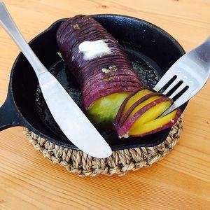 ハッセルバック料理はジャガイモだけじゃない♪新しいレシピをご紹介その0