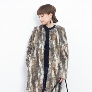 春が来る前に!思い切り楽しむ冬の「ファーコート」の着こなし6選