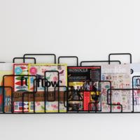 部屋中に散乱してない?どんどん増える雑誌をキレイに収納する方法