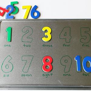 数字や言葉の学習にオススメ♪かわいい「知育パズル」の作り方