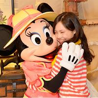 【東京迪士尼最強拍照攻略】就是想要和米奇拍照啊♡迪士尼內絕對能見到卡通人物們的地方♪