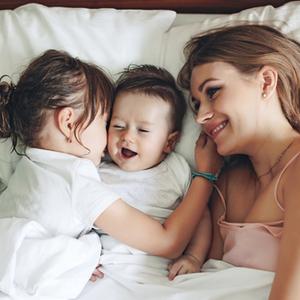 為了不被壓力擊垮⋯⋯♡輕鬆快樂『獨自育兒』的方法介紹♪