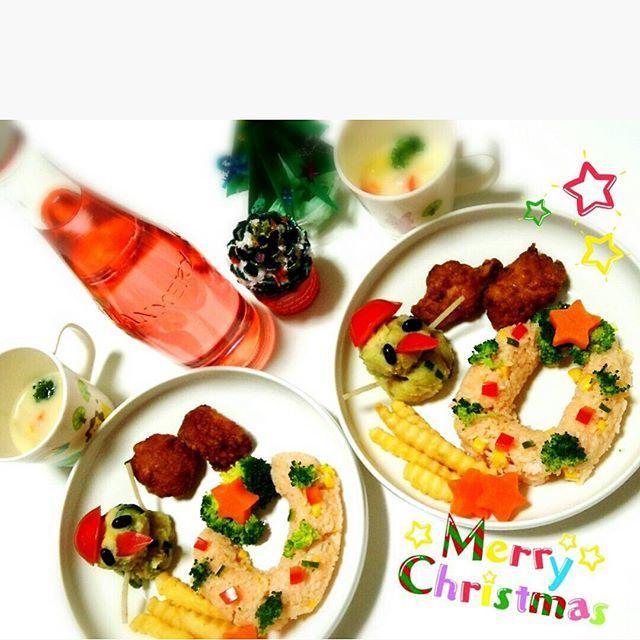 讓聖誕大餐變成視覺饗…