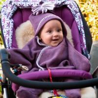 激売れ!?赤ちゃんの星型アフガン「スターラップ」がかわいい♡