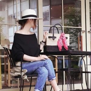 2016夏の新顔!こなれカジュアルを作る〈カゴバーキン〉コーデ♡