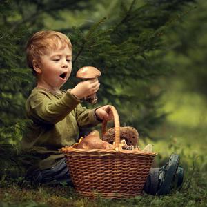 栄養の宝庫♪春と秋が旬の「しいたけ」は子どもの食育にも最適!