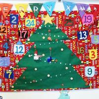 クリスマスをカウントダウン♪アドベントカレンダーを手作りしよう!