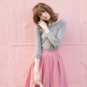"""春はもう目前!""""ピンク""""で楽しむ大人レディな春ファッション♡"""