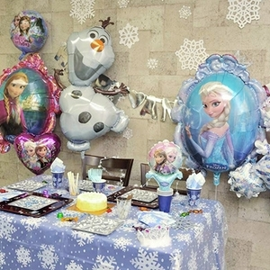お子様ウケ抜群!ディズニーキャラで飾りつけるクリスマスパーティー