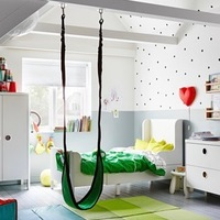 ワクワクが止まらない!体を使って遊べるIKEAの子供部屋アイテム