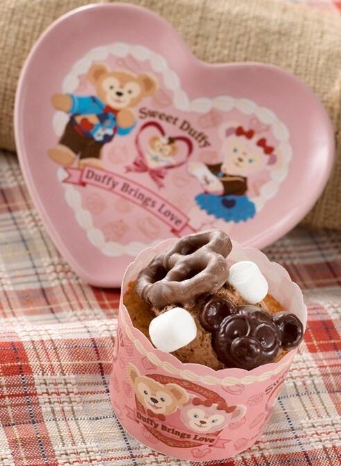 迪士尼期間限定活動「甜心・達菲」① 太可愛了!請一定要留意活動的主題-甜點♡