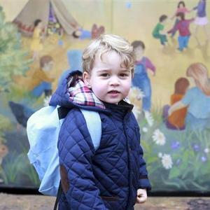 すくすく成長して3歳に♡写真で振り返る「ジョージ王子」の成長♪