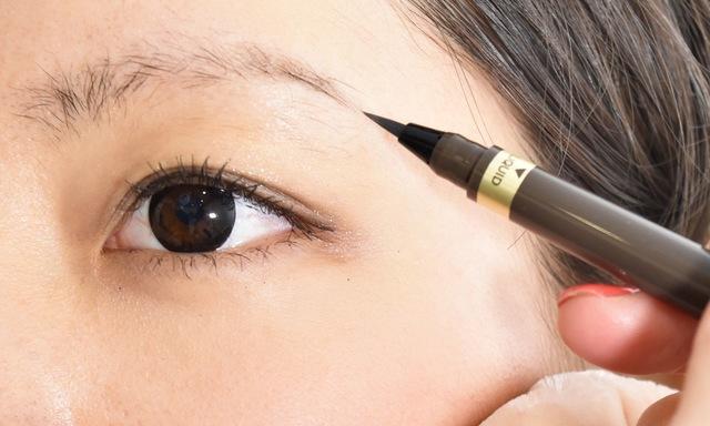 抓到訣竅就會很簡單☆讓彩妝專家教你《基礎畫眉法》♪その4