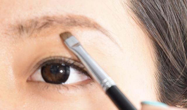 抓到訣竅就會很簡單☆讓彩妝專家教你《基礎畫眉法》♪その6