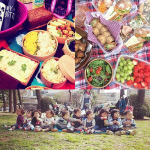 「#4yuuu」企画第5弾!《#ピクニック》の受賞者発表♪