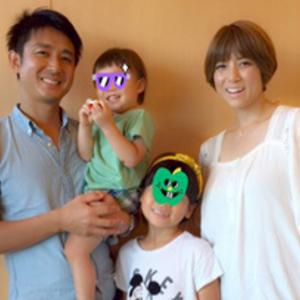 40歳で3児のママに♡hitomiさん一家の出産後1週間に密着!