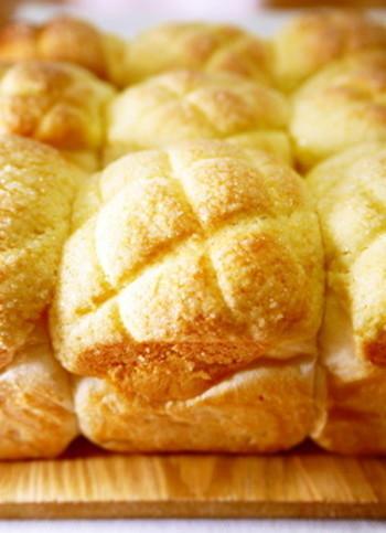 心愛早餐的疾速食譜① 兒童也會超開心!用吐司做的菠蘿麵包♪