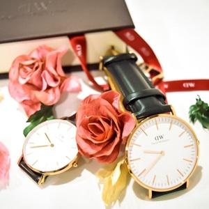 割引クーポン付き♡今欲しいのは『ダニエル・ウェリントン』の腕時計