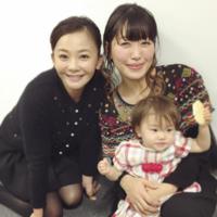 一つ一つが大きな幸せ♡ハッピーオーラ溢れる坂本美雨さんの子育て