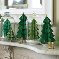 紙製とは思えないハイレベルさ!手作りクリスマスツリーの作り方♪