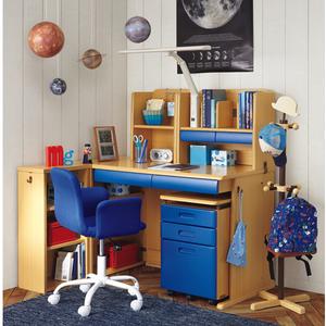 収納と統一感がカギ!片付け上手になる「子ども部屋」の作り方