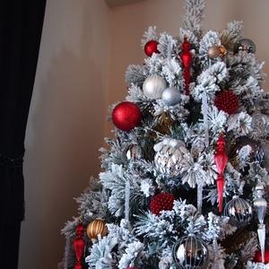 一足早く素敵なツリーを♡上品なクリスマスツリーの飾り方のコツ
