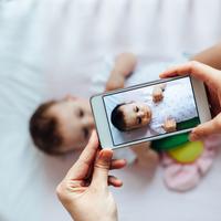スマホで上手に子どもの写真を撮るコツは?モードを使いこなそう!