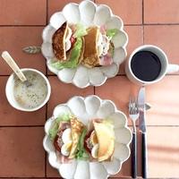 「ホットケーキサンド」のアレンジレシピで朝食バリエをUPしよう♪