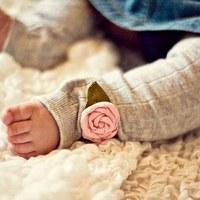 靴下でベビー服をリメイク!赤ちゃん用レギンス&タイツの作り方
