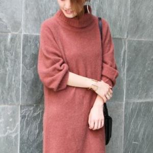 磚紅色的下一個潮流趨勢色就是「粉磚色」☆成熟可愛的粉磚色服裝大注目♡