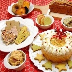 野菜スイーツ「パティスリー ポタジエ」のクリスマスケーキが素敵♡