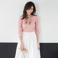 何色買うかで悩む人続出♡UNIQLOのカシミヤワイドリブセーター