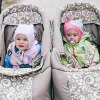 双子のママになるあなたへ♡「双子用ベビーカー」は横型?縦型?
