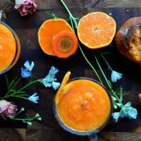 直接吃超可惜啦!能夠大量使用柑橘的美味食譜♡