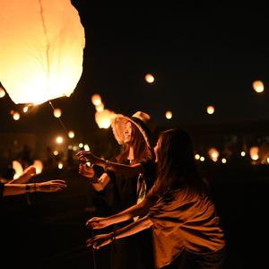 海外で話題のランタンフェストが日本初上陸!幻想的な一夜の体験を♡