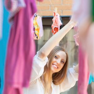 自分だけじゃないかも!主婦の51%は洗濯中に◯◯している!?