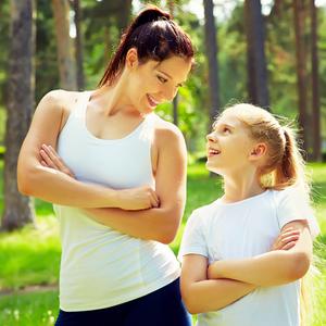 親子の絆が深まる♡ゲーム感覚でできる親子エクササイズ2つ