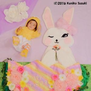 【4yuuu!イベント】3/14おひるねアート撮影会のお知らせ