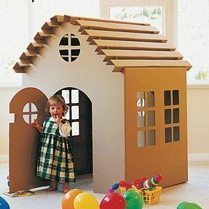 家にあるダンボールでDIYできる!1歳〜2歳向けのおもちゃ6選