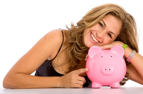 聰明太太存下私房錢的秘訣③ 就算是存下¥1和¥5的硬幣也會積少成多