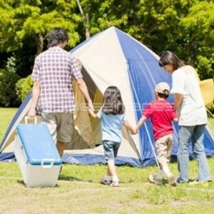 家族でキャンプへ行こう!!初心者さんにオススメのキャンプ場4選!