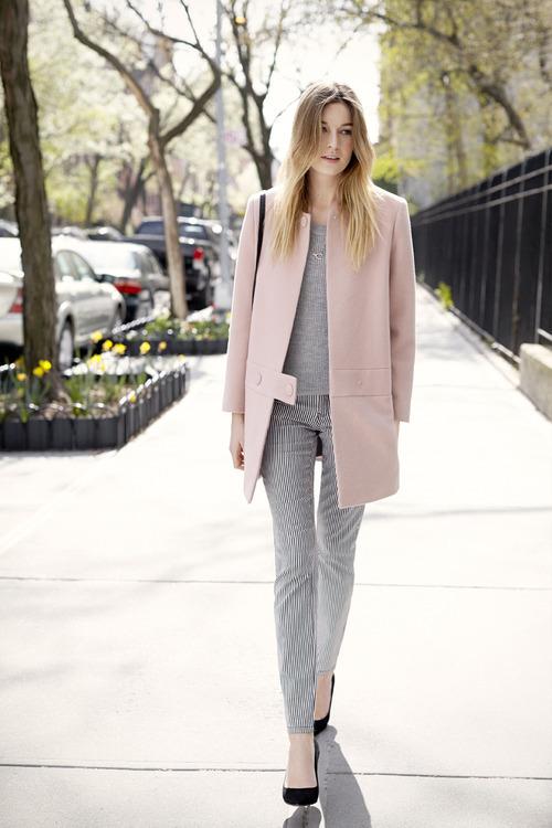 2016春夏の流行色♡ローズクオーツとセレニティの取り入れ方④ファッションにも取り入れよう♪