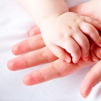 大共感♪《4yuuu!子育て川柳》「我が子の手……」