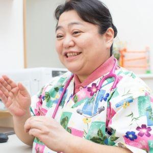 鳥海 佳代子/小児科医