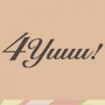4yuuu!